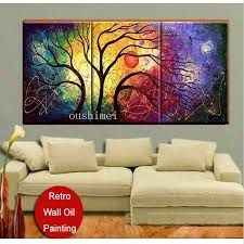 Image result for wall painting landscape