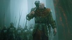 """Warhammer """"Mark of Chaos"""" intro movie Publisher: Namco Bandai Developer: Black Hole Games Cinematic by: Digic Pictures Release Dates Game: November… Warhammer Fantasy, Color Of Life, October 5, Teaser, Trailers, Movies, Pictures, Games, Black"""