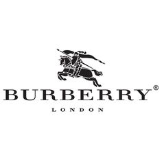 The Burberry logo is such a classic.