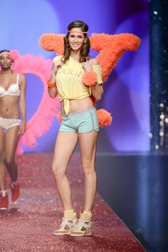 Pics from Yamamay catwalk