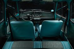The 1964 Austin Cooper S is powered by a four-cylinder in-line overhead valve engine with an 80 inch wheelbase and weight of pounds. Mini Countryman, Import Cars, Mini Cooper S, The Rev, Classic Interior, Classic Mini, Minis, Man Stuff, Boats
