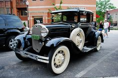 Ford Model A...