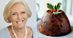 Mary Berry's top tips for the ultimate Christmas pudding – start it now Mary Berry's Christmas pudding recipe: Bake Off star's top tips for the ultimate figgy pudding – Mirror Online Chia Pudding, Malva Pudding, Keto Pudding, Avocado Pudding, Recipe For Figgy Pudding, Plum Pudding Recipes, Sticky Pudding, Xmas Food, Christmas Cooking