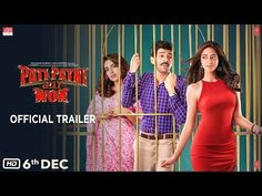 Pati Patni Aur Woh 2019 trailer, release date, cast, desciption, all are available here. So Watch full Trailer of Pati Patni Aur Woh 2019 here Free Bollywood Movies, Watch Bollywood Movies Online, Movies To Watch Online, Watch Movies, Bollywood News, Good Comedy Movies, Comedy Films, Hindi Movies