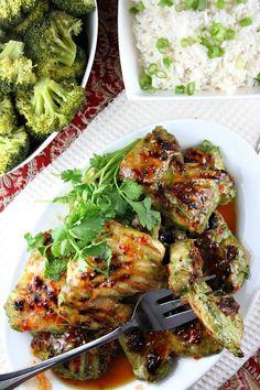 Cilantro Chicken 8
