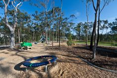 Commercial Playground Design | Brentwood Forest Park | Urban Play