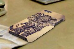 vintage aztec elephant 3D iPhone Cases for iPhone by TREEDECASE, $16.00