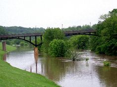 The Galena River- my model for the Gordon River