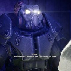 Fallout Started hitting on Piper at the water station how romantic.. #fallout #fallout4 #gaming #enclave #powerarmor