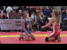 2017 Guelph Open FW48kg Natassya Lu (Guelph) vs Jade Papke (Guelph)
