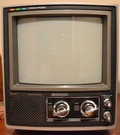 Tv Tattoo, Tvs, Portable Tv, Vintage Television, Tv Sets, Vintage Tv, Box Tv, Old Models, Tv On The Radio