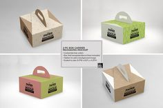 Paper Packaging, Box Packaging, Retail Packaging, Retirement Invitation Template, Invitation Templates, Free Fast Food, Custom Cups, Change Background, Color Box