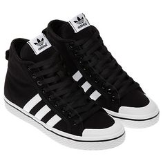 adidas Honey Stripes Mid Shoes. I want them NOW