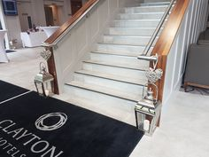 Wedding Catering, Wedding Receptions, Clayton Hotel, Intimate Weddings, On Your Wedding Day, Stairs, Silver, Home Decor, Stairway