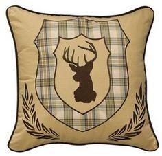 """Deer Croft Pillow Cover 18""""x18"""""""