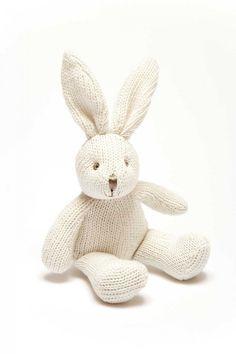 Bunny Rattle cuteness from hellodaisy.co.uk