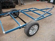 old caravan chassis - Google Search
