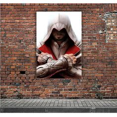 ASSASSINS CREED 3 EZIO ARTWORK POSTERS