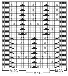 """New Leaf / DROPS 138-15 - Chal DROPS, de punto, con patrón de calados en """"Lace"""". - Free pattern by DROPS Design"""
