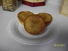 "Paula's Bread: ""Almond Millet Muffins"""