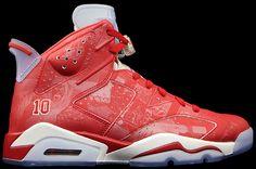 """Air Jordan """"Slam Dunk"""" 6's Hot or Not @LaceMeUpNews"""