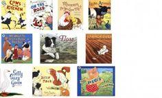 FARMYARD FRIENDS 10 BOOK COLLECTION IN ZIP BAG - Various - Social Club Books