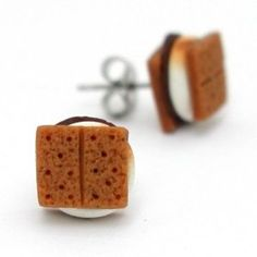 Food Jewelry: Food Earrings