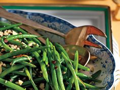 Learn how to make Green Beans with Shallots and Hazelnuts. MyRecipes has 70,000  tested recipes and videos to help you be a better cook
