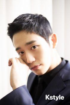 For KStyle A true prince ❤ Asian Actors, Korean Actresses, Korean Actors, Pretty Men, Beautiful Men, Ji Chang Wook Abs, Jung In, While You Were Sleeping, Korean Celebrities
