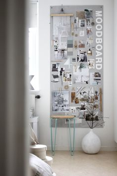 Create an inspiration or moodboard to guide you in your decor project Find more ideas at: http://www.brabbu.com/en/inspiration-and-ideas/