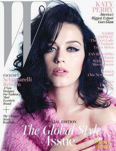 katy perry w magazine Katy Perry na W Magazine