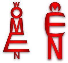 Typografie design Basics For Romantic Bedrooms Our idea of romantic bedrooms depend upon our beliefs Logo Design, Signage Design, Interior Logo, Home Interior Design, Brown Interior, Classic Interior, Interior Walls, Toilet Signage, Toilet Logo