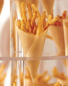 matchstick French Fries