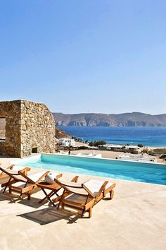 What We Love: Gorgeous views of the sea and Panormos Bay. Mykonos Panormos Villas (Mykonos, Greece) - Jetsetter
