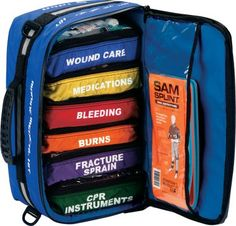 Great for car also. Restock periodically!Adventure Marine 1000 First Aid Kit, Safety, Boating Accessories, Boating : Cabela's