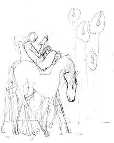 Artist and Horse Horses, Creative, Artist, Beautiful, Design, Artists, Horse