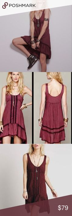4d54421ad83230 Intimately Free People Parisian Lace Slip Excellent condition Free People  Intimates   Sleepwear Chemises   Slips