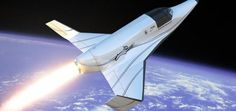 XCOR Lynx Mark I 33 Miles Above Earth, Universe - Take an Epic Journey to Space