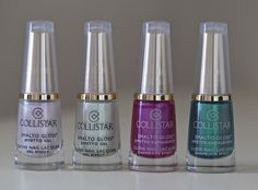 COLLISTAR Gloss Nail Lacquer GEL EFFECT – Review, Photos