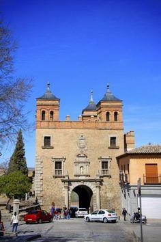 TOLEDO - SPAIN Puerta del Cambrón