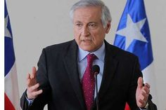 Canciller chileno: Braulio Jatar cuenta con todo nuestro apoyo permanentemente