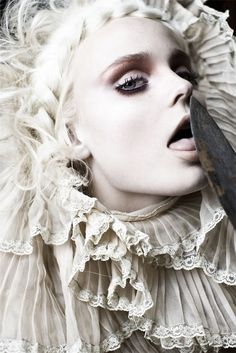 Dolls by Signe Vilstrup for S Magazine