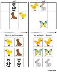 Sudoku sport to print at no cost, kids of center part of kindergarten Sudoku Puzzles, Scissor Skills, Worksheets For Kids, Workout For Beginners, 4 Kids, Preschool Activities, Kids And Parenting, Diy Art, Homeschool
