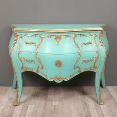Commode baroque de style Louis XV - Commodes baroque
