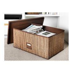 MOTORP Boîte avec couvercle - 35x55x27 cm - IKEA