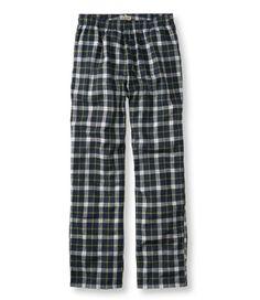 Men's Holiday Flannel Sleep Pants: Sleepwear | Free Shipping at L.L.Bean