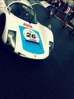 Porsche - Le Mans Classic 2012