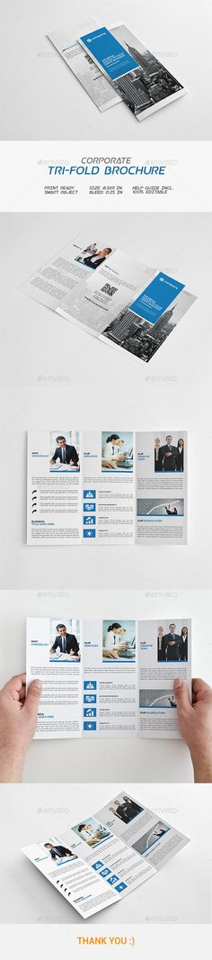 ppt brochure templates