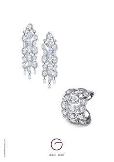 Master Jeweler Glenn Spiro Debuts G London Collection at Harrods