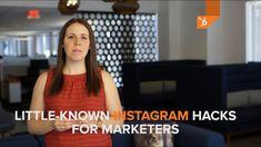 Little-Known Instagram Hacks for Marketers  Hacks for Instagram you should be using #socialmedia =#instagramhacks #instagramtools #socialmediamarketing #marketing